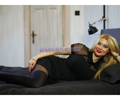 I love to be your domina and your sexy slut .. lets chose one and play togehter